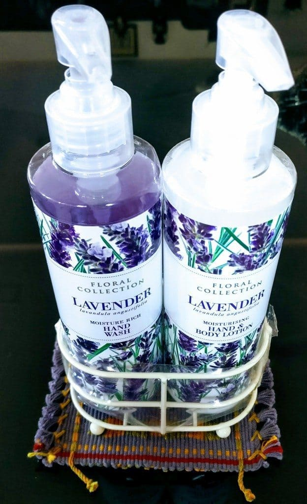 Marks and Spencer's Lavender Twin Rack Duo Floral Collection Review 2