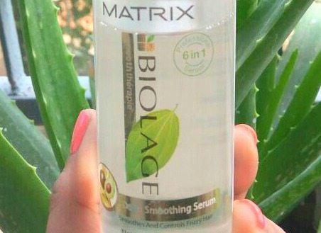 Matrix Biolage Hair Smoothening Serum 3