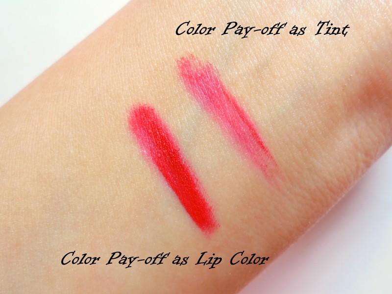 Maybelline Color Jolt Matte Intense Lip Paint 06 Vamp Red Review 2