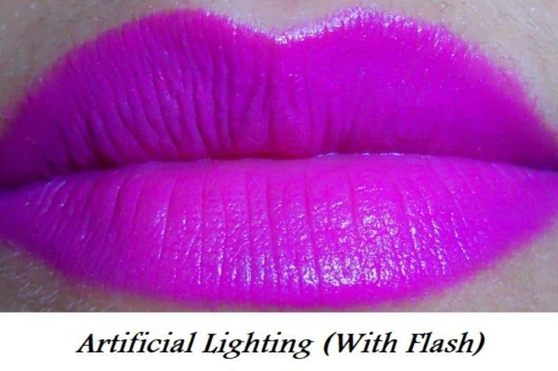 Maybelline Color Jolt Matte Intense Lip Paint 07 Vanity Violet Review 5