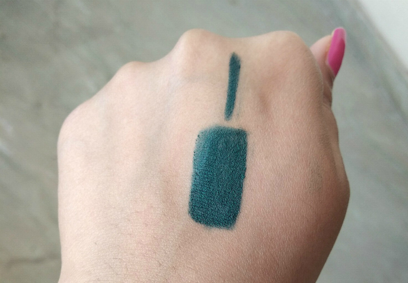 Maybelline Colossal Crushed Emerald 2