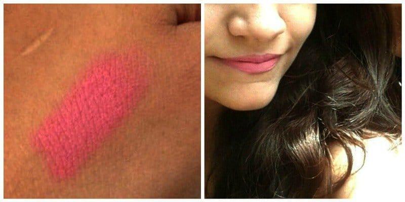 Maybelline Creamy Matte Lipstick Pop of Pink
