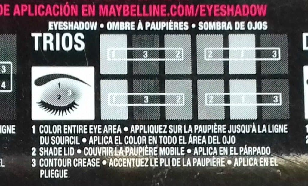 Maybelline the Nudes Palette Review 7