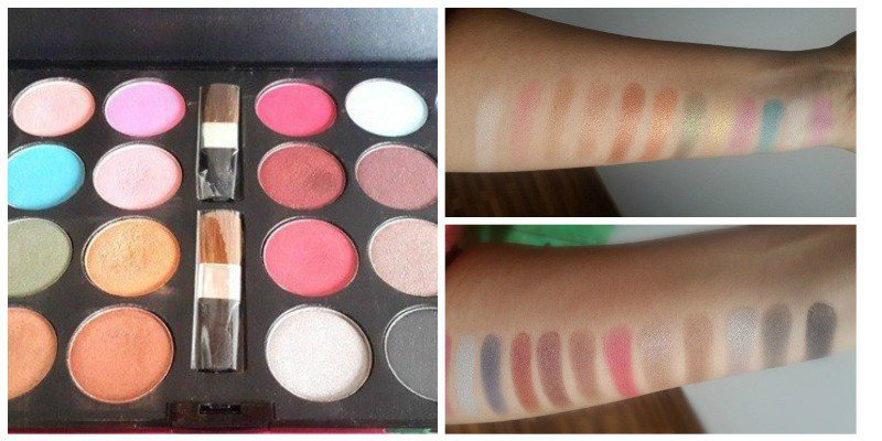 Miss Claire EyeShadow Palette No.1