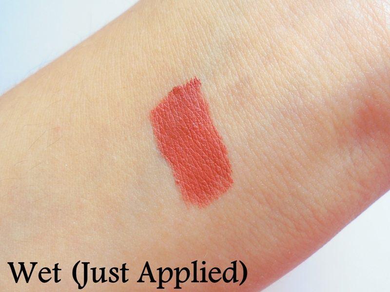 NYX Lip Lingerie Seduction Review 4