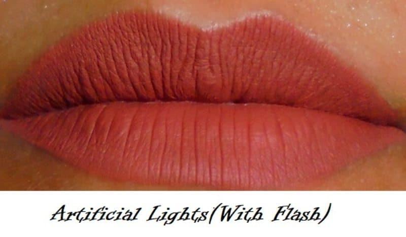 NYX Lip Lingerie Seduction Review 7