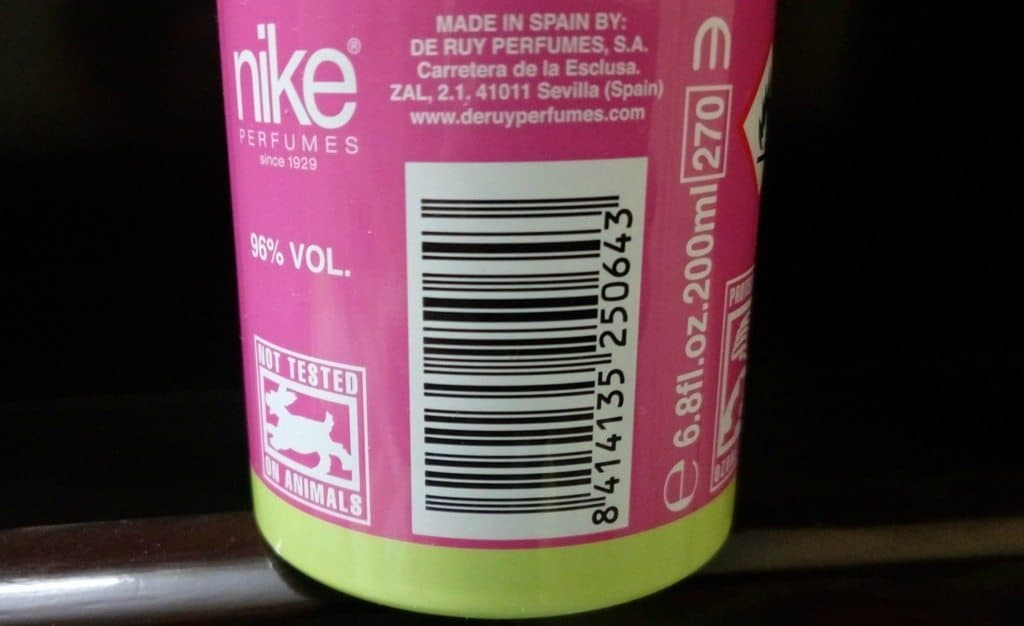 Nike Trendy Deodorant For Women 1