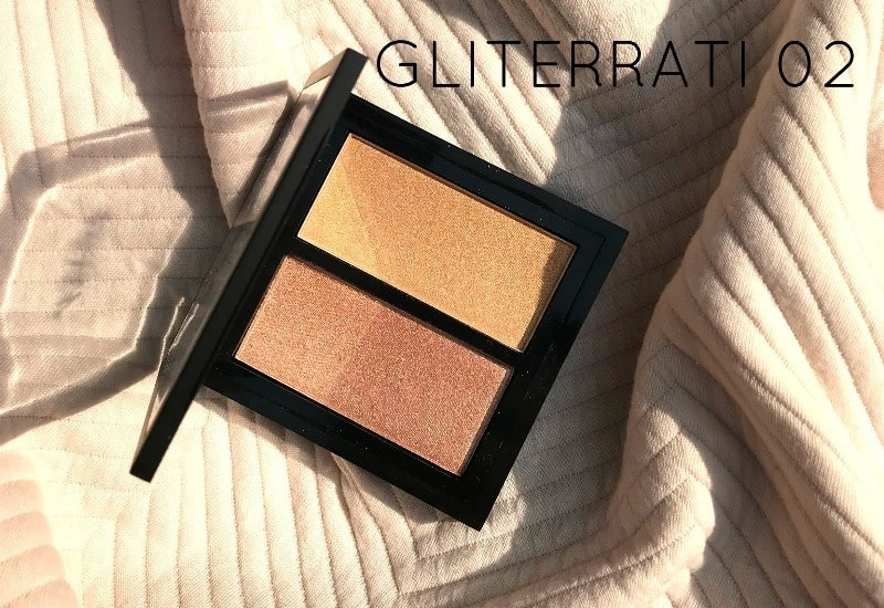 Nykaa Glow Getter Highlighting & Illuminating Duo Glitterati 02 5