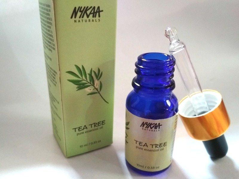 Nykaa Tea Tree Oil 1