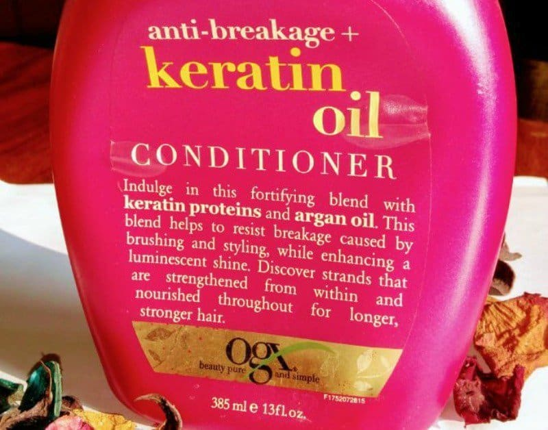 OGX Anti-Breakage Keratin Oil Conditioner 1