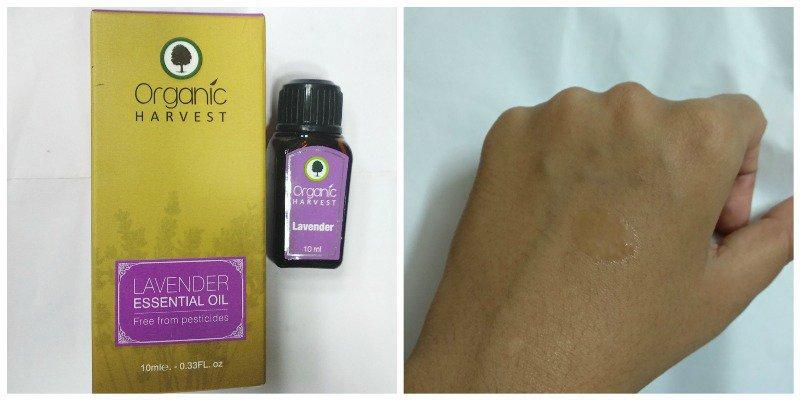 Organic Harvest Lavender Essential Oil