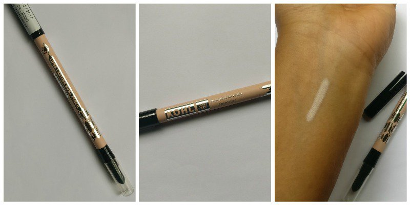 PAC Longlasting Kohl Pencil Skin