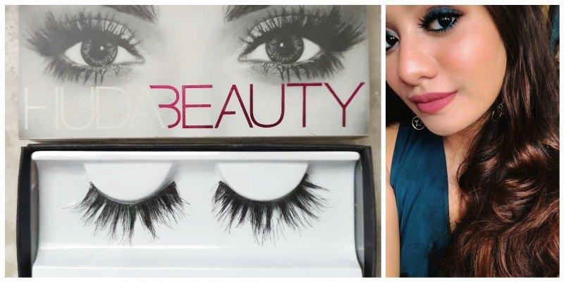 Huda Beauty Samantha Lashes Review