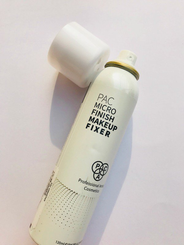 Pac Micro Finish Makeup Fixer  2