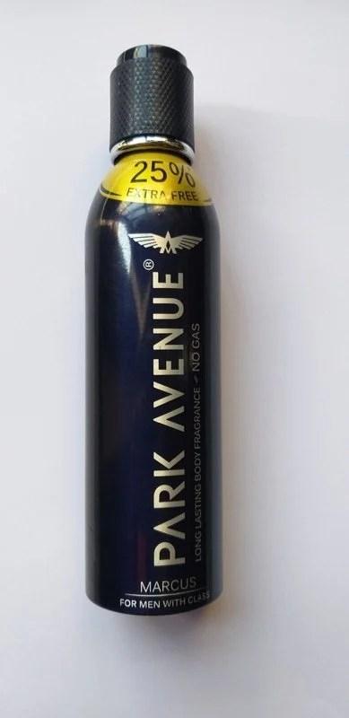 Park Avenue Marcus Perfume
