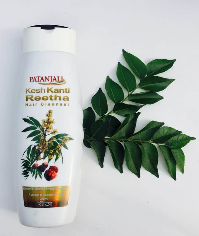 Patanjali Shampoo Kesh Kanti Reetha