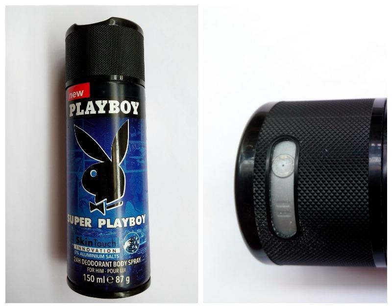 Playboy Super Deodorant Review