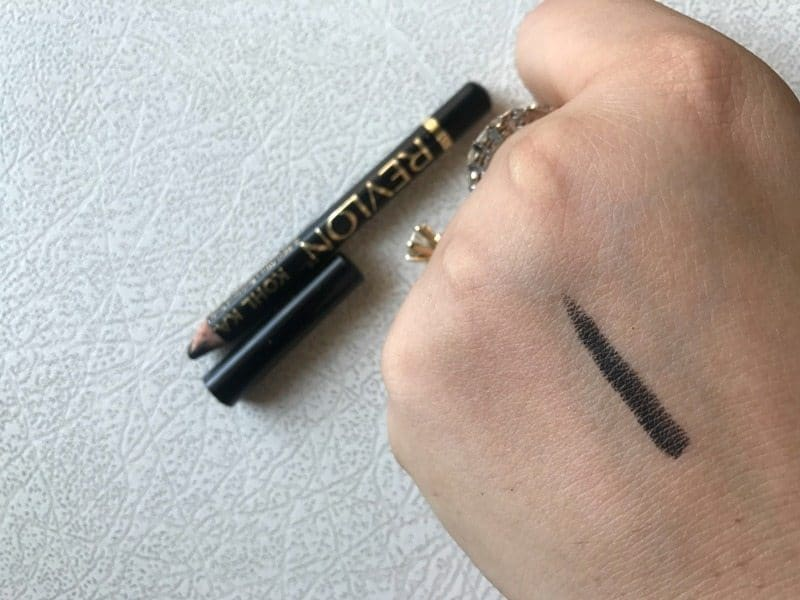 Revlon Kohl Kajal Black Review 3