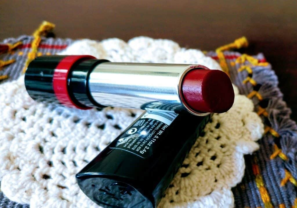 Rimmel the Only 1 One of a Kind Lipstick 810 Review 2