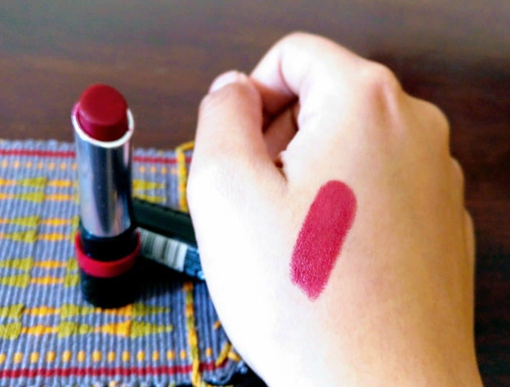 Rimmel the Only 1 One of a Kind Lipstick 810 Review 5