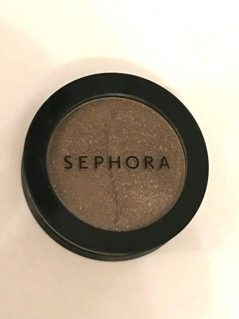 Sephora Glitter Eye Shadow Choco Excess No. 87 Review 3