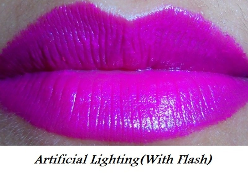 Street Wear Color Rich Ultramoist Lipstick 11 Pink Passion Review 5