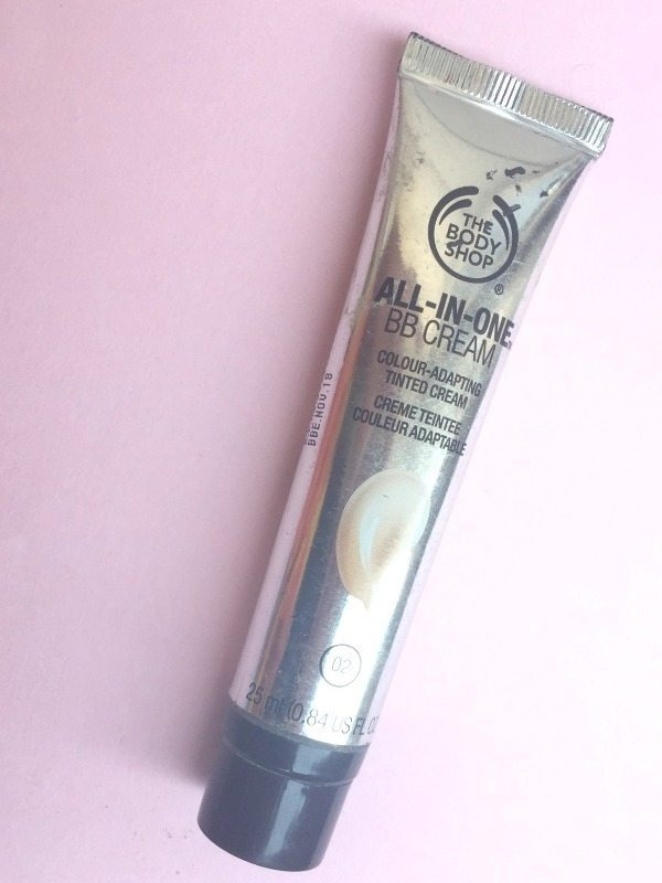 The Body Shop All-In-One BB Cream (1) 1