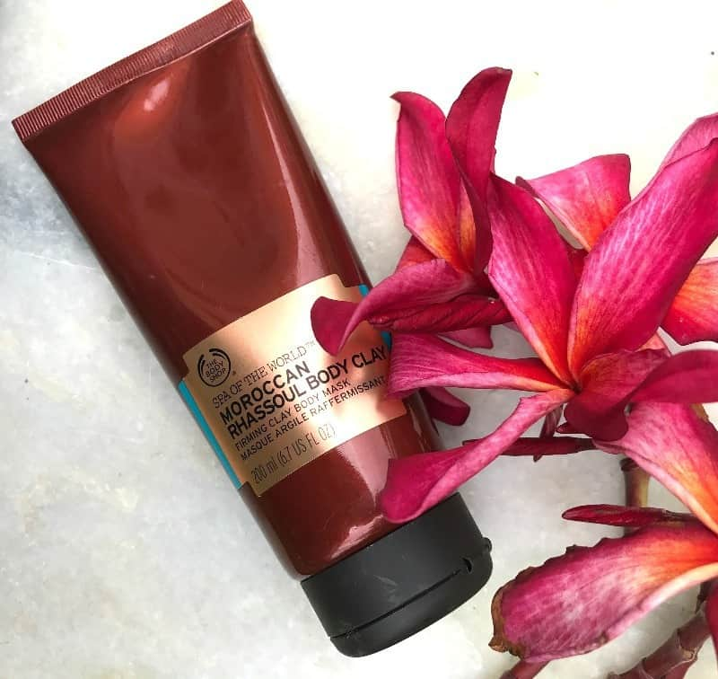 the Body Shop Spa of the World Moroccan Rhassoul Body Clay