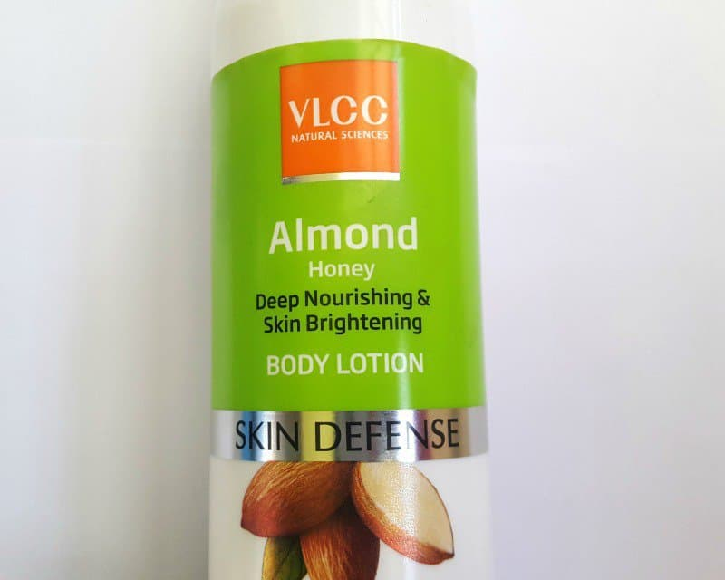 VLCC Almond Honey Deep Nourishing and Skin Brightening Body Lotion 1