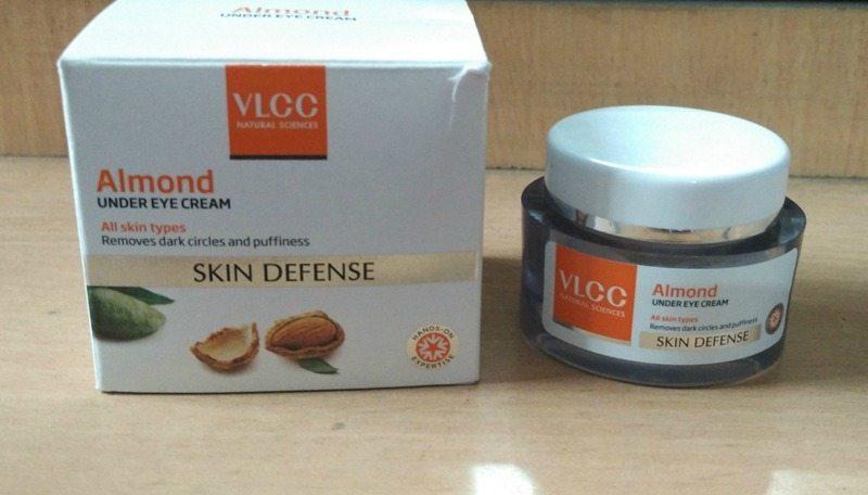 Vlcc Almond Under Eye Cream Review