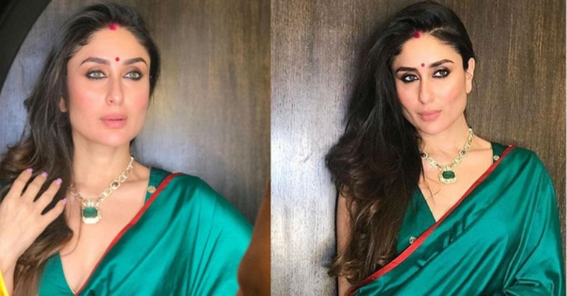 We are Crushing Over These Celebrities in Silk Sarees ! 4