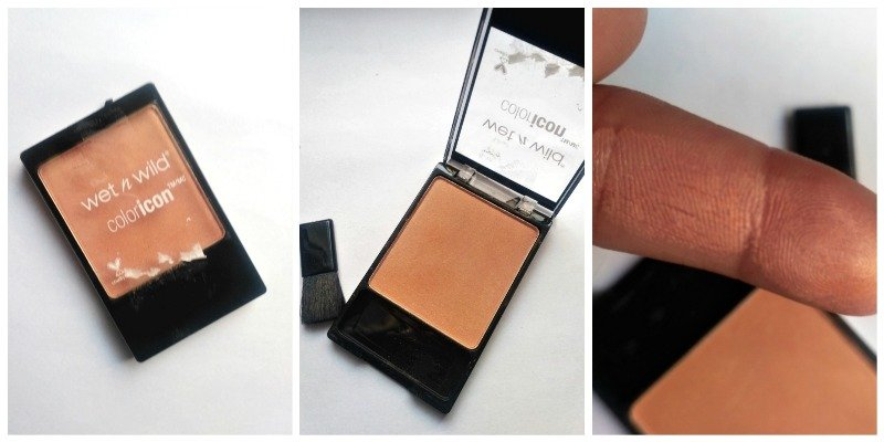 Wet N Wild Apricot In The Middle Color Icon Blush