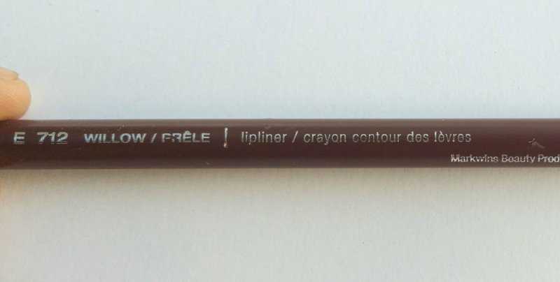 Wet N Wild Color Icon Lip Liner Willow 2