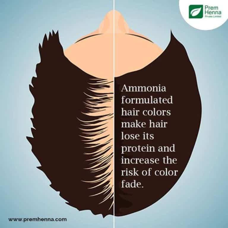 Why Ammonia is Bad for Your Hair + Ammonia Free Hair Color Brands 1