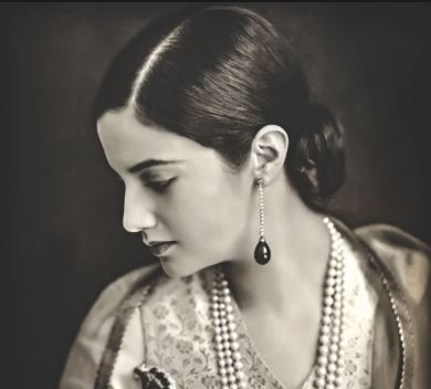 Who were the Pre Independence Fashion Icons of India ? 2