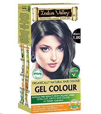 Which are the Best Herbal Hair Color Brands India 2019 ?