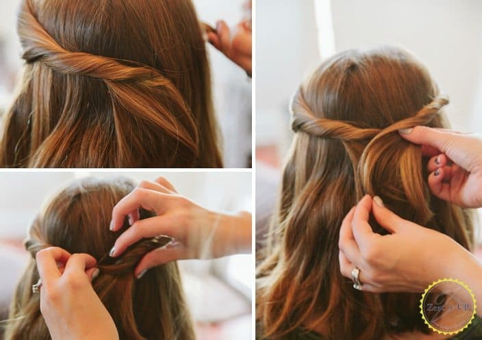 5 Easy Hairstyles for College