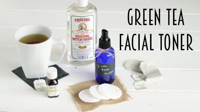 4 Anti-Ageing Benefits Of Green Tea+DIY 1