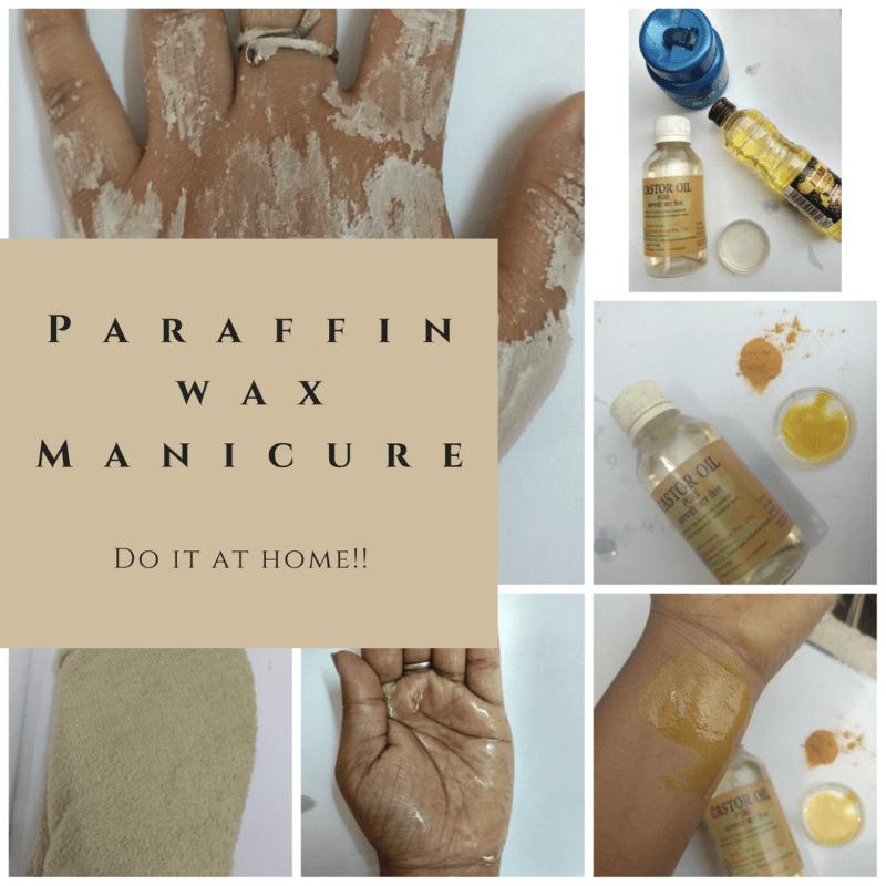 paraffin wax hand treatment