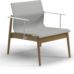 Teak Lounge Chair Twin Size Pull Out Gloster Sway Dimensions