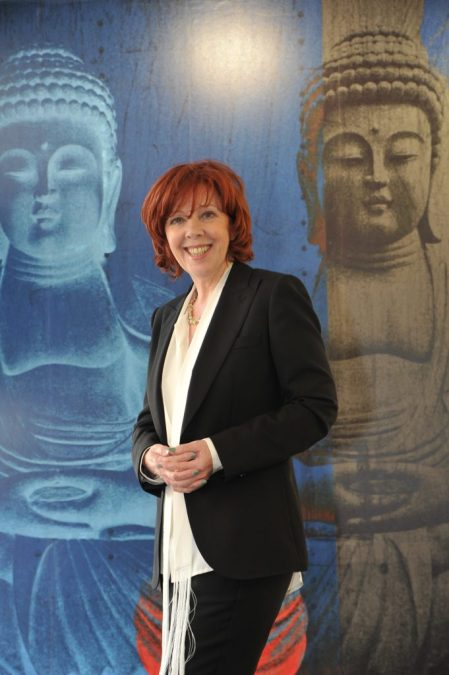Coffee and a Chat with Top Lawyer Sue Andrews