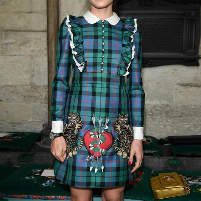 THE EVOLVING EMBLEM OF TARTAN –FOR REBELS AND ROYALS