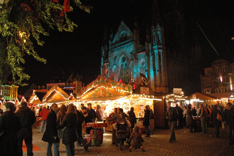 France's Best Christmas Markets as recommended by Grape Escapes