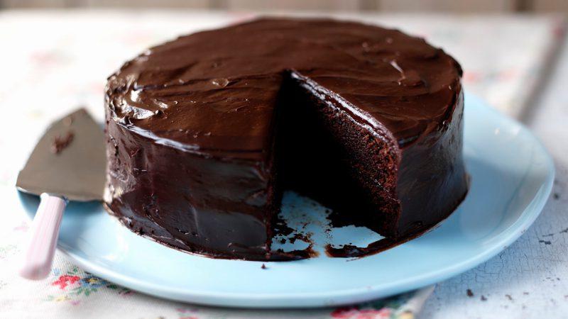 Indulgent Chocolate Cake