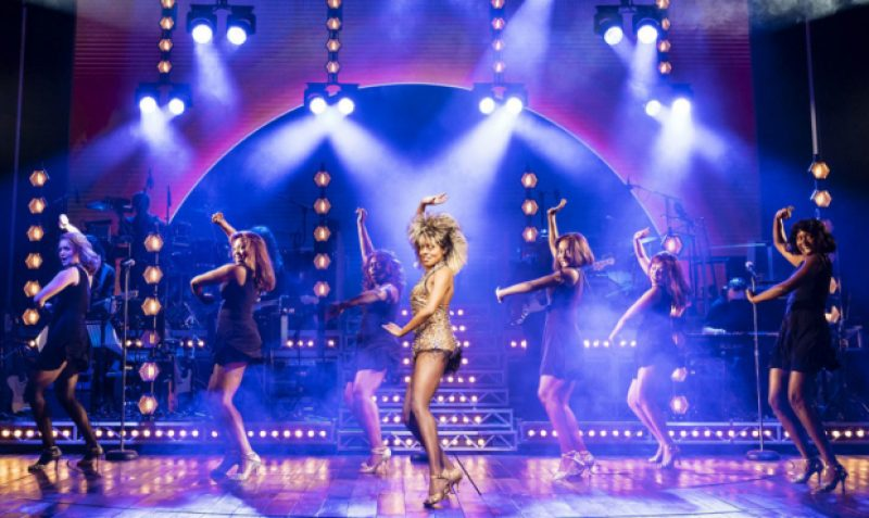 TINA TURNER THE MUSICAL – WHAT'S LOVE GOT TO DO WITH IT