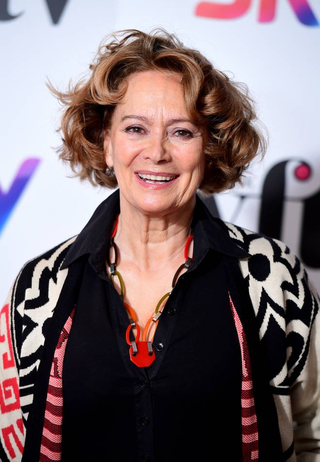 Francesca Annis – it is all about Flesh and Blood