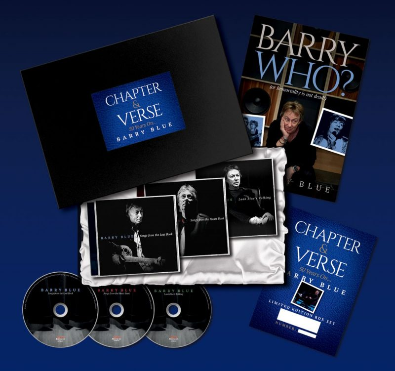 Barry Blue – Songs From The Heart Book