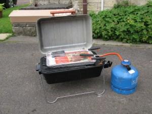 GSS Gas BBQ