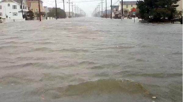 CAMDEN COUNTY UPDATE  Area Roads SHUTDOWN Due to Flooding