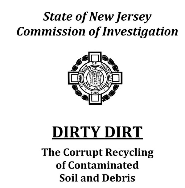 STATE COMMISSION OF INVESTIGATION: The Corrupt Recycling